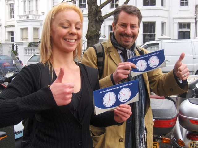 Leaflet Distribution Staff London