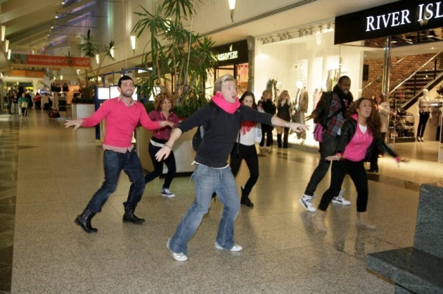 Hire Flash Mob